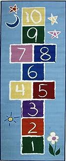"LA Rug Primary Hopscotch Rug 19""x29"""