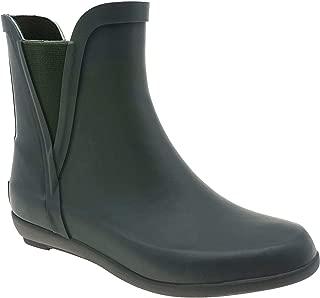 OUTWOODS Women's Sammie Waterproof Chelsea Rain Boot