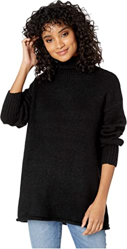Supersized Curl Up Sweater