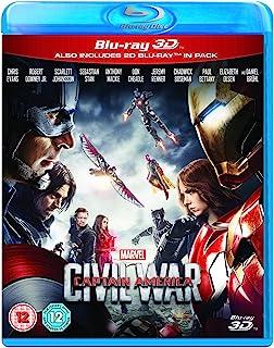 Capitán América: Guerra Civil [Blu-ray 3D]