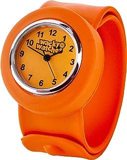 Popwatch Slapwatch, orologio per bambini con cinturino in silicone, facile da indossare, per imparare a leggere l'ora