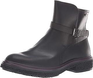 ECCO Women's Women's CrepeTray Gore-TEX Ankle Boot, Black, 38 M EU (7-7.5 US)