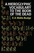 Hieroglyphic Vocabulary to the Book of the Dead (Egypt)