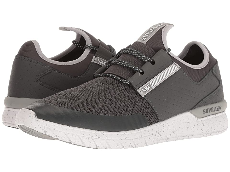 8406723b4078 Supra Flow Run (Dark Grey Light Grey) Men s Skate Shoes