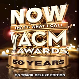 NOW That's What I Call ACM Awards 50 Years (50 Track Deluxe Edition)