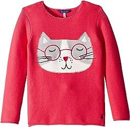 Intarsia Sweater (Toddler/Little Kids)
