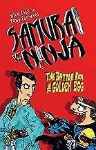 Samurai vs Ninja 1: The Battle for the Golden Egg (English Edition)