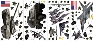 Brewster Military Wall Stickers