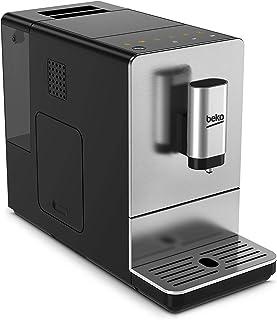 Beko CEG5301X Machine à expresso automatique avec moulin à café intégré, inox