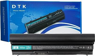 DTK  Ultra Hochleistung Notebook Laptop Batterie Li-ion Akku f r Dell Latitude E6220 E6120  E6230  E6320  E6330 E6320XFR E6430S Serie  312-1241  Li-ion 11 1V 4400mAh  12 Monate Garantie