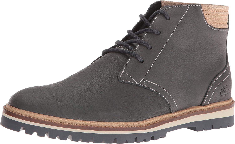 Lacoste herrar herrar herrar Montbard 416 1 Mode Sneeaker Chukka Boot  online shopping och modebutik