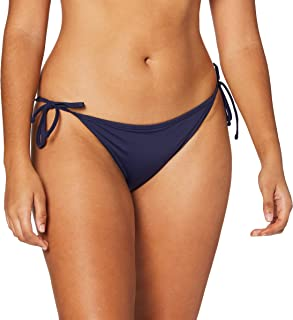 PUMA Women's Side-tie Bikini Bottom