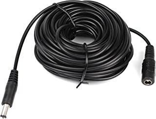 Vanxsecctv 10m(30ft) 2.1x5.5mm Dc 12v Power Extension Cable for Cctv Security Cameras Ip Camera Dvr Standalone