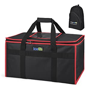 iceMi Insulated Delivery Bag, 22