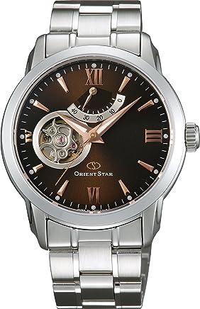 [オリエント]ORIENT 腕時計 ORIENTSTAR オリエントスター セミスケルトン 機械式 自動巻(手巻付) WZ0071DA メンズ
