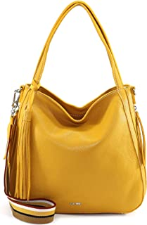 SURI FREY Shopper Lory 12823 Damen Handtaschen Uni yellow 460 One Size