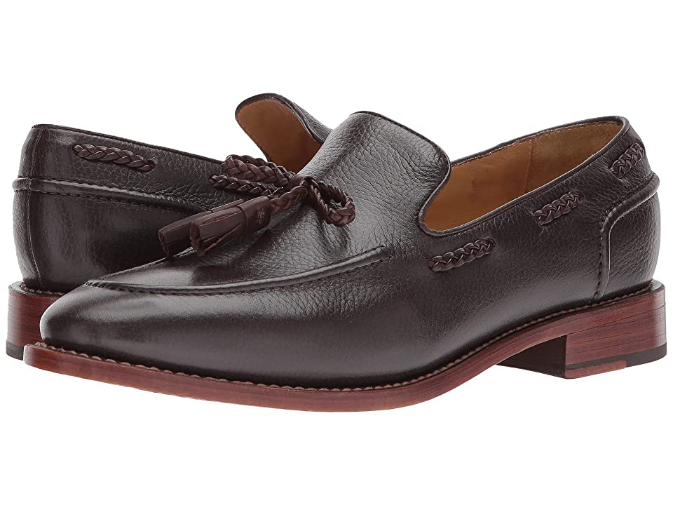 Michael Bastian Gray Label Michael Bastian Loafer (Van Dyck Brown) Men's Slip-on Dress Shoes