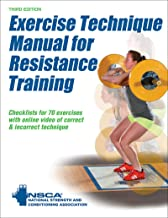 Best exercise technique manual 3rd edition Reviews