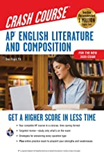 AP® English Literature & Composition Crash Course, For the New 2020 Exam, Book + Online: Get a Higher Score in Less Time (...