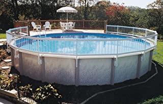 GLI Above Ground Pool Fence Base Kit (8 Section)