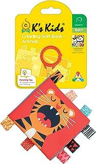 Crinkling Soft Book-Animals
