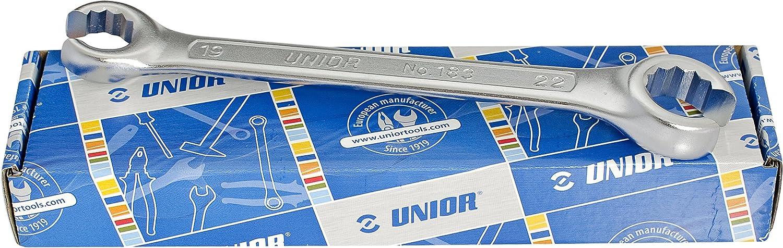 Unior 183 2CB 2CB 2CB Ringschlüssel, offen, Set im Karton, 8-22 6 Zoll B00BOV4UP0 | Elegant  160040