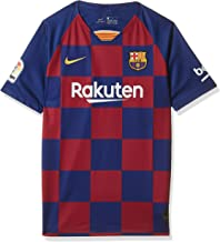 Nike Youth Soccer F.C. Barcelona Home Jersey