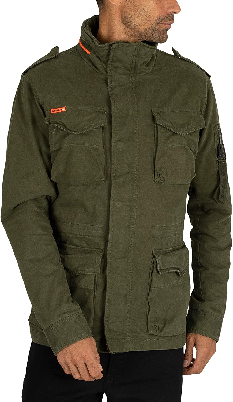 Large special price !! Superdry Classic Nashville-Davidson Mall Rookie 4 Pocket Jacket