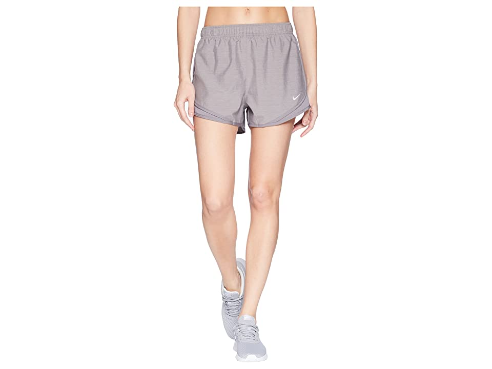 Nike Dry Tempo Short (Gunsmoke/Gunsmoke/Gunsmoke/Wolf Grey) Women