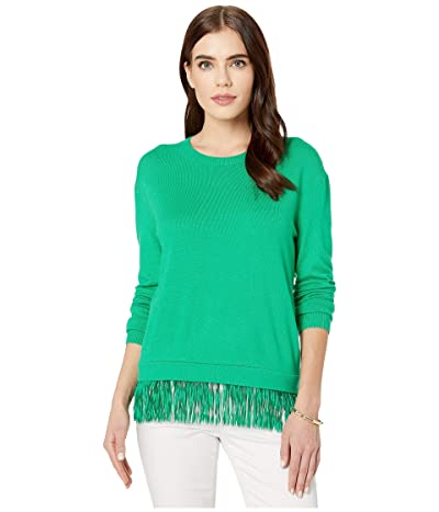 Lilly Pulitzer Marguerite Sweater (Emerald Isle) Women
