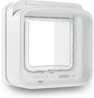 sureflap cat door manual