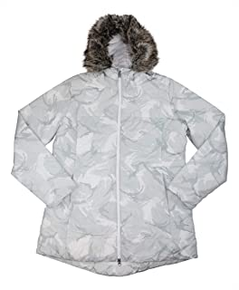 The North Face Harway Heatseaker Faux Fur Trim Jacket Coat