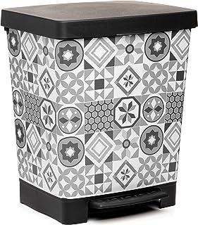 TATAY Cubik Hydraulic Cubo de Basura para la Cocina con