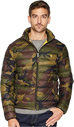 Lightweight Packable Down Jacket