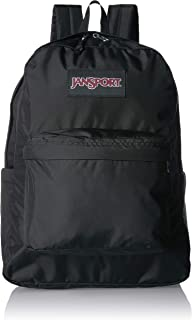 JanSport Ashbury 15 Inch Laptop Backpack - Comfortable School Pack, Black