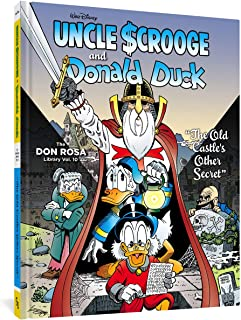 Walt Disney Uncle Scrooge and Donald Duck: The Old Castle's Other Secret: The Don Rosa Library Vol. 10