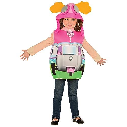 f210f7446 Rubie's Costume Paw Patrol 3D Skye Child Costume, Small