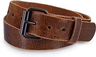 100 percent leather belt