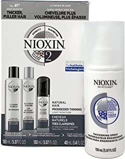 Best nioxin hair thickening treatment Reviews
