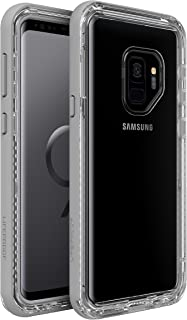 LifeProof Next Premium, Two-Piece, Dropproof, Dirtproof, Snowproof Clear Case for Samsung Galaxy S9