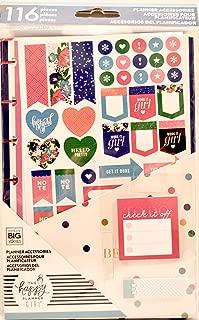 Me & My Big Ideas PSAPM-03 The Happy Planner Girl - Mini Accessory Pack - Socialite, Multicolor