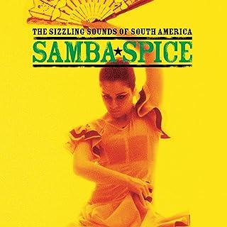 Samba Spice: Sizzling Sounds South America
