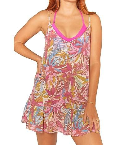 Hurley Palm Paradise Mini Dress Cover-Up