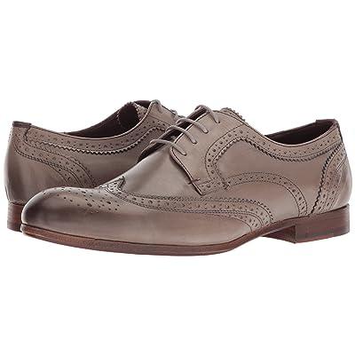 Ted Baker Granet (Grey Leather) Men