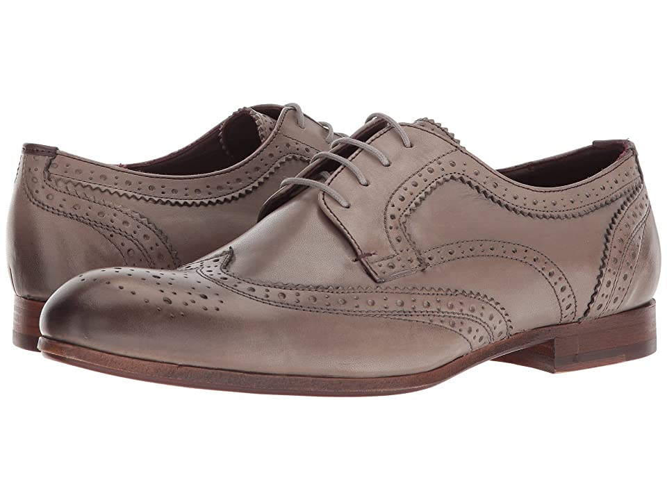 Ted Baker Granet (Grey Leather) Men
