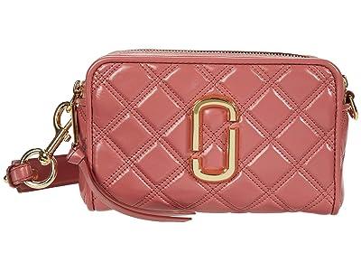 Marc Jacobs The Softshot 21 Crossbody (Santa Fe Red) Handbags