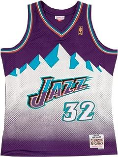 Mitchell & Ness Utah Jazz Karl Malone Swingman Jersey