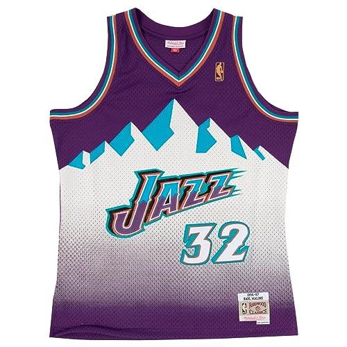 b34a860fec579 Utah Jazz Jersey: Amazon.com