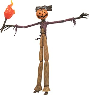 DIAMOND SELECT TOYS The Nightmare Before Christmas: The Pumpkin King Action Figure
