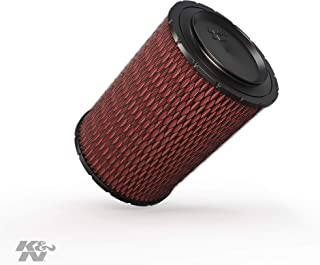K&N Engine Air Filter: High Performance, Premium, Washable, Industrial Replacement Filter, Heavy Duty:  38-2025S